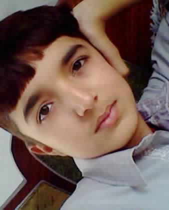 smart muslim boy