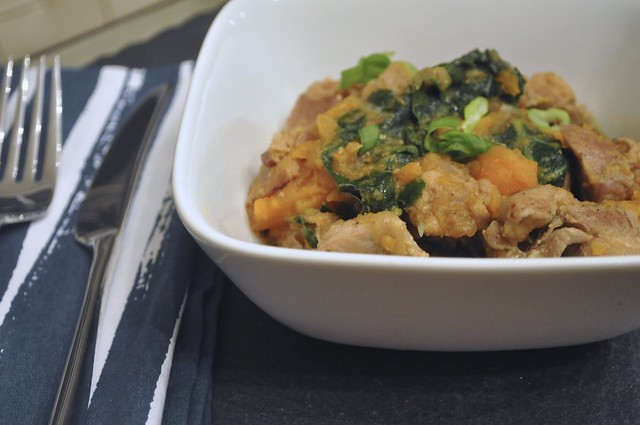 Lowcountry Chicken Tagine
