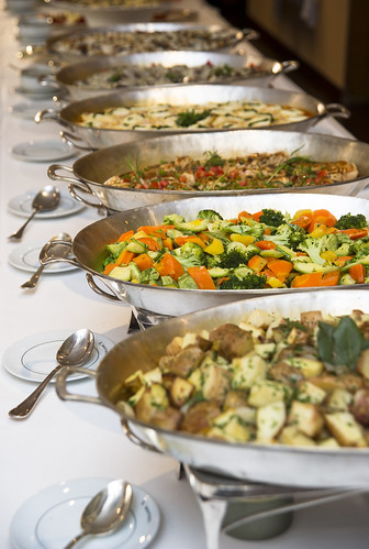 Lancaster County Wedding Reception Venue | A Buffet Is Cheaper Than A Dinner Service