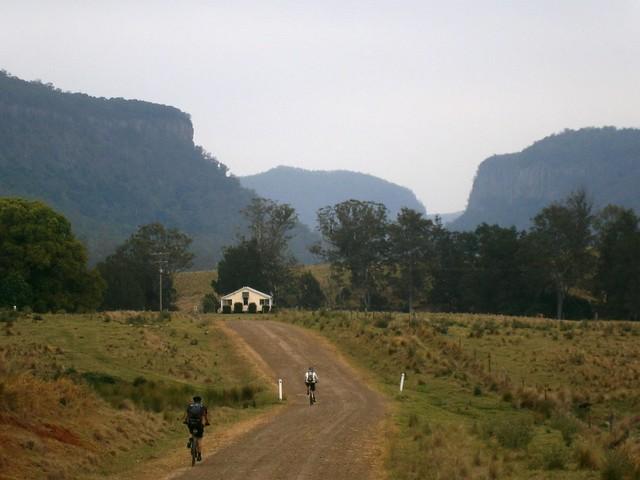 Condamine Gorge