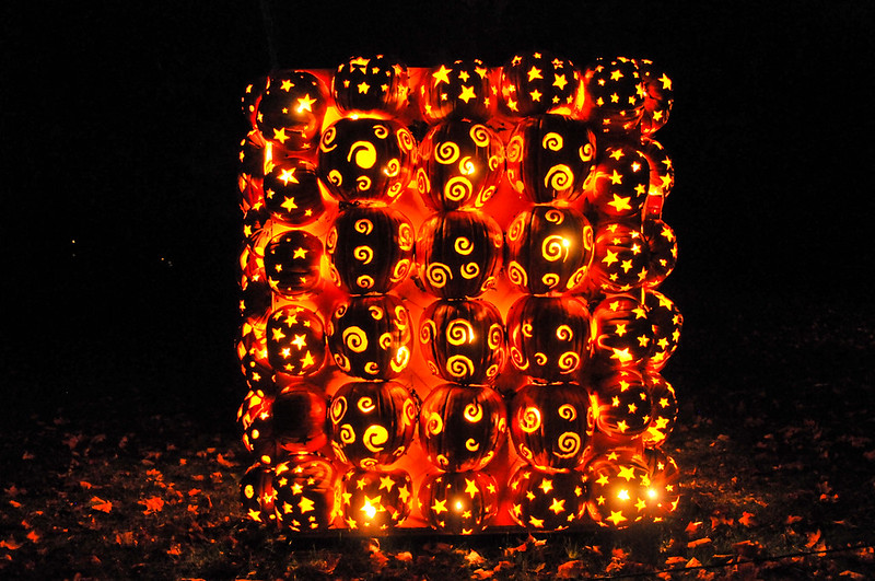 The Great Jack O' Lantern Blaze