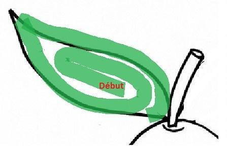 Tricotin comment faire un sous plat cercle de - Comment terminer un tricotin ...