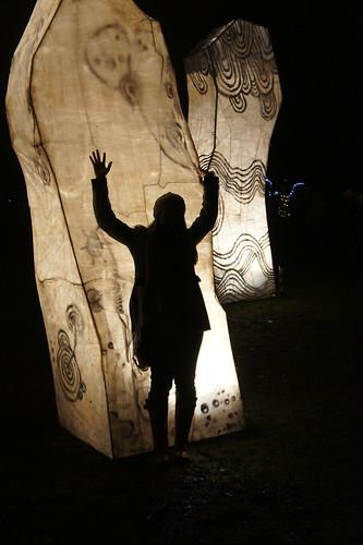 Liverpool lantern parade 2012