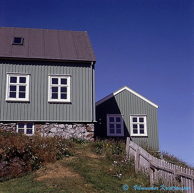 Hús í Stykkishólmi - Houses in Stykkishólmur