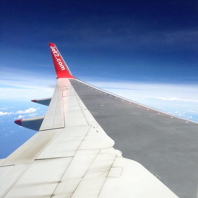 Jet2 wing