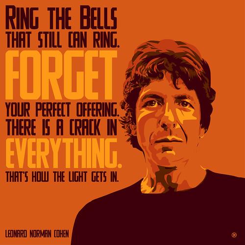 Leonard Norman Cohen 3