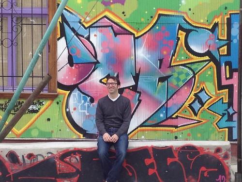 graffiti valparaiso chile
