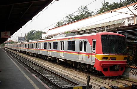 KRL Commuter Line Jakarta