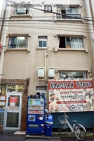 Khaosan Original Asakusa Tokyo - Hostel Review-036