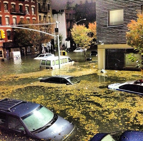 floating-cars-east-village-nyc-Hurricane-Sandy
