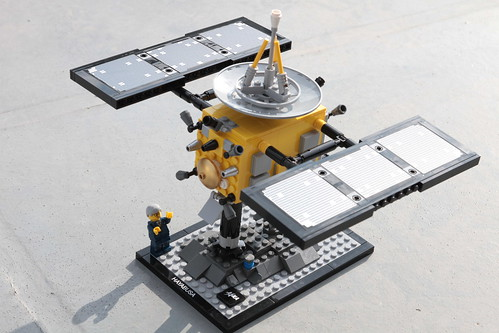 LEGO CUUSOO はやぶさ HAYABUSA 21101