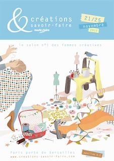 salon création & savoir faire 2012