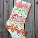 Stockinette Christmas Stocking - Fat Quarterly 11