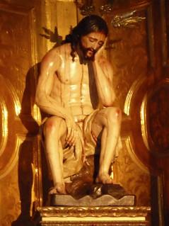 Andalusien Sevilla Tradition Barockkirche