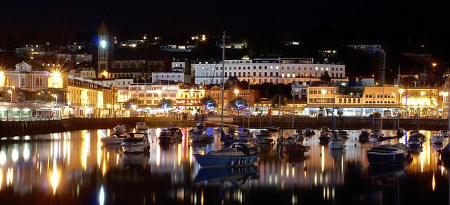 Torquay Harbour Oct 2012