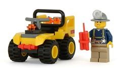 30152 Mining Dozer