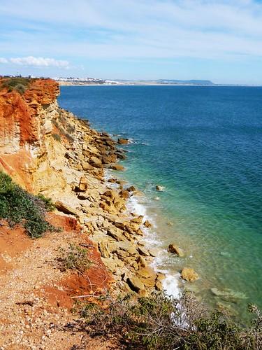 Hochplateau und Steilküste Cala del Aceite
