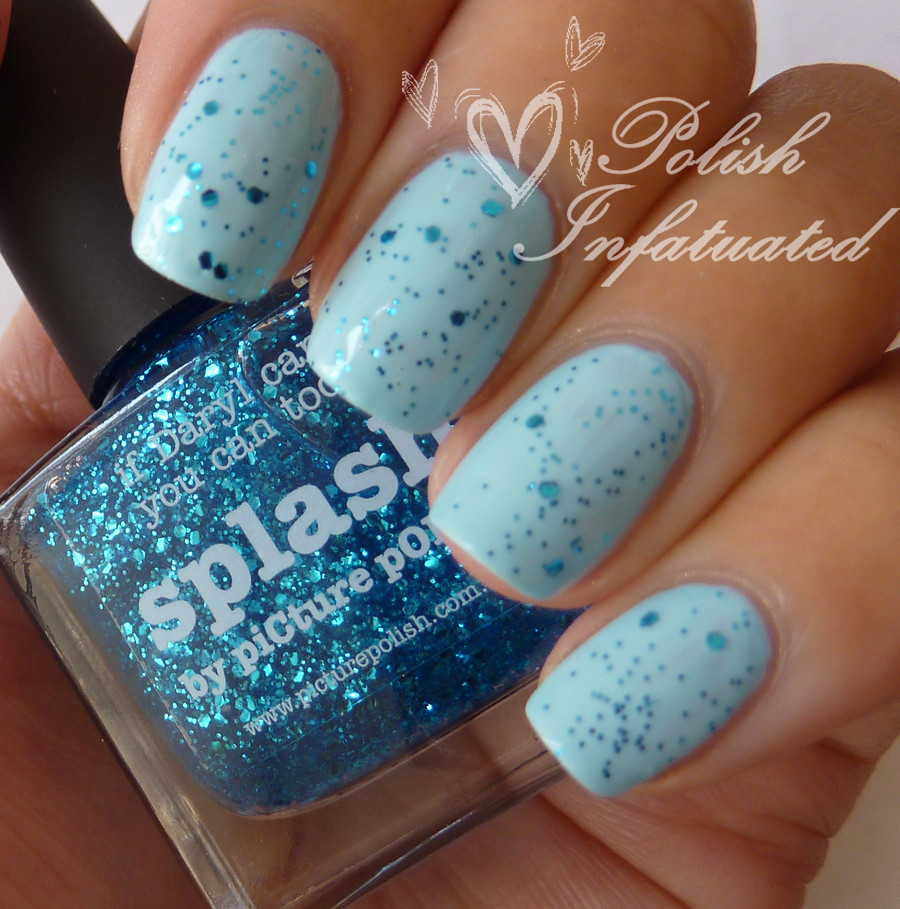 picture polish splash over blue base2