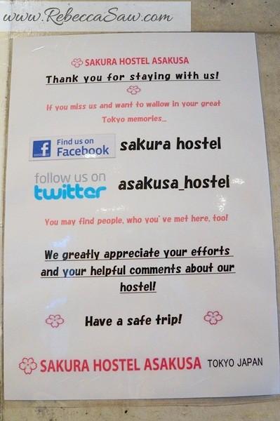 Japan Day 1 Sakura Hostel Asakusa Tokyo Japan-015