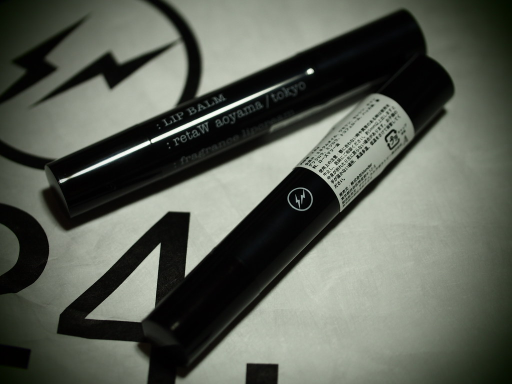 Fragrance Lip Balm | retaW × Fragment Design
