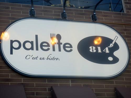 看板@palette814(平和台)
