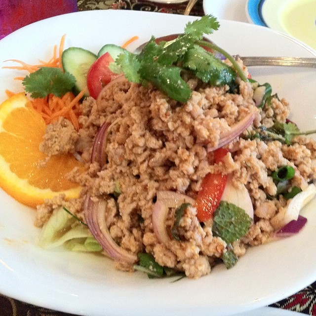 pad thai pad thai pad thai pork larb lettuce wrap pad thai pad thai ...