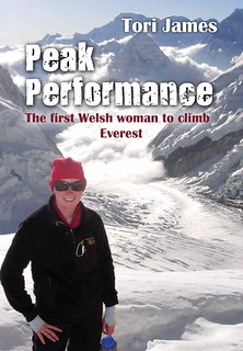 Peak Performance - Tori James (front cover) - low res