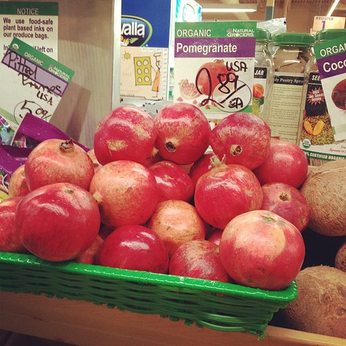 Day4 grocery shopping at Natural Grocers 1.4.13 #jessie365