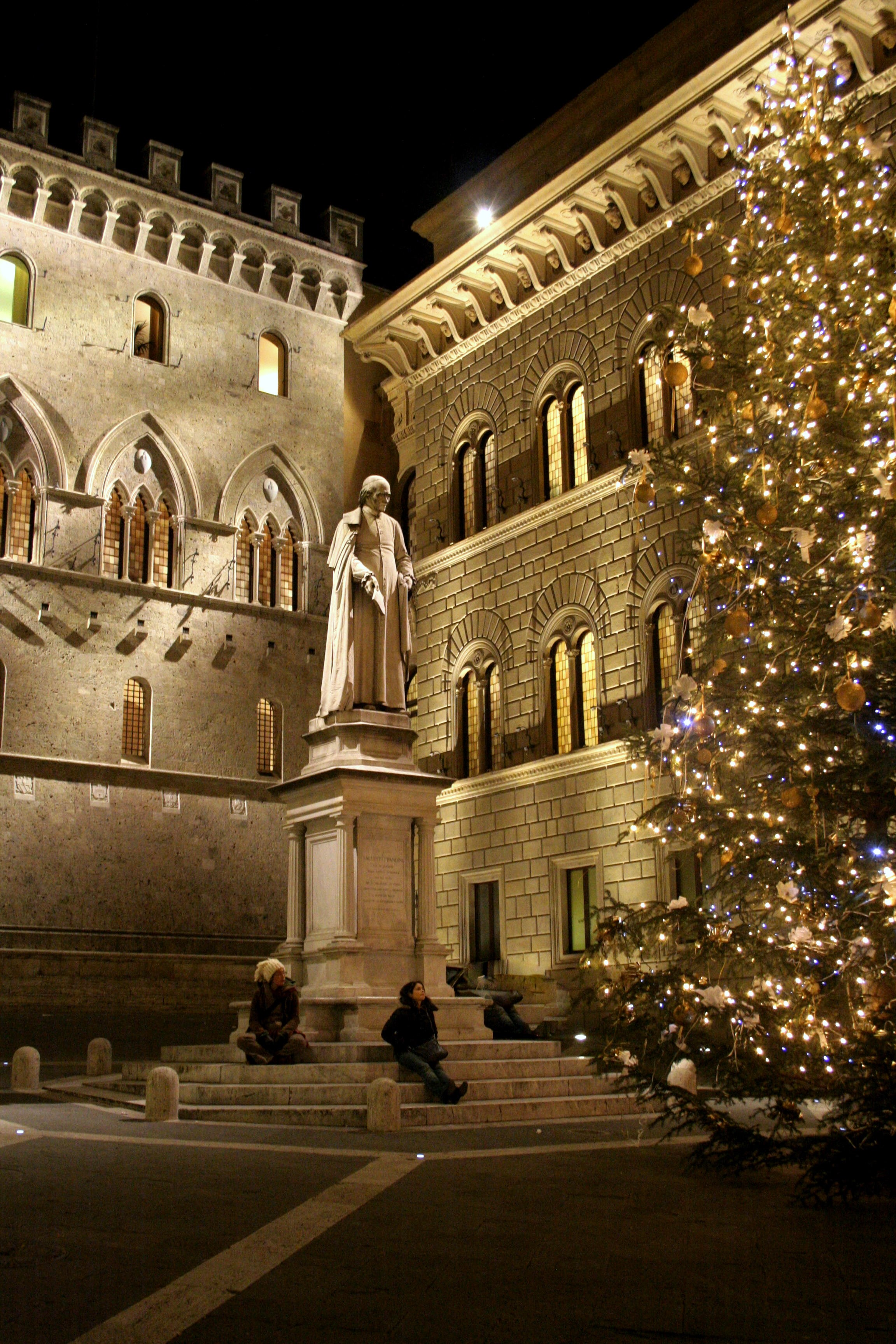Christmas in Siena
