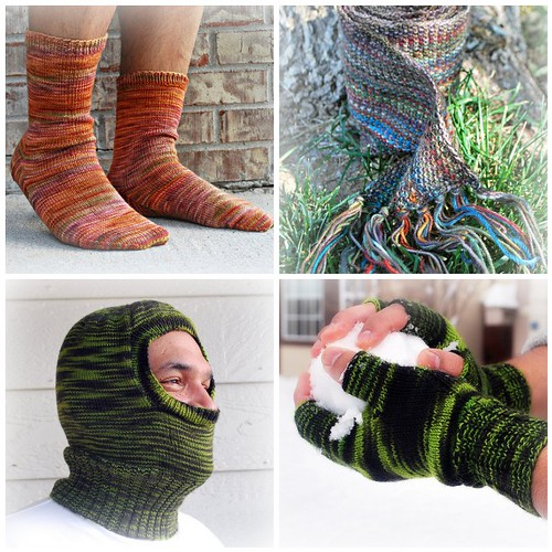 2012 knits for Joe