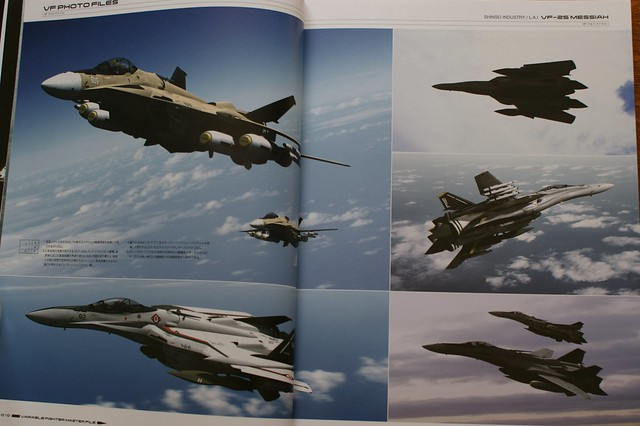 Variable Fighter Master File - VF-25 MESSIAH - 9