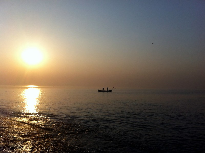 Fishing in the Arabian Sea