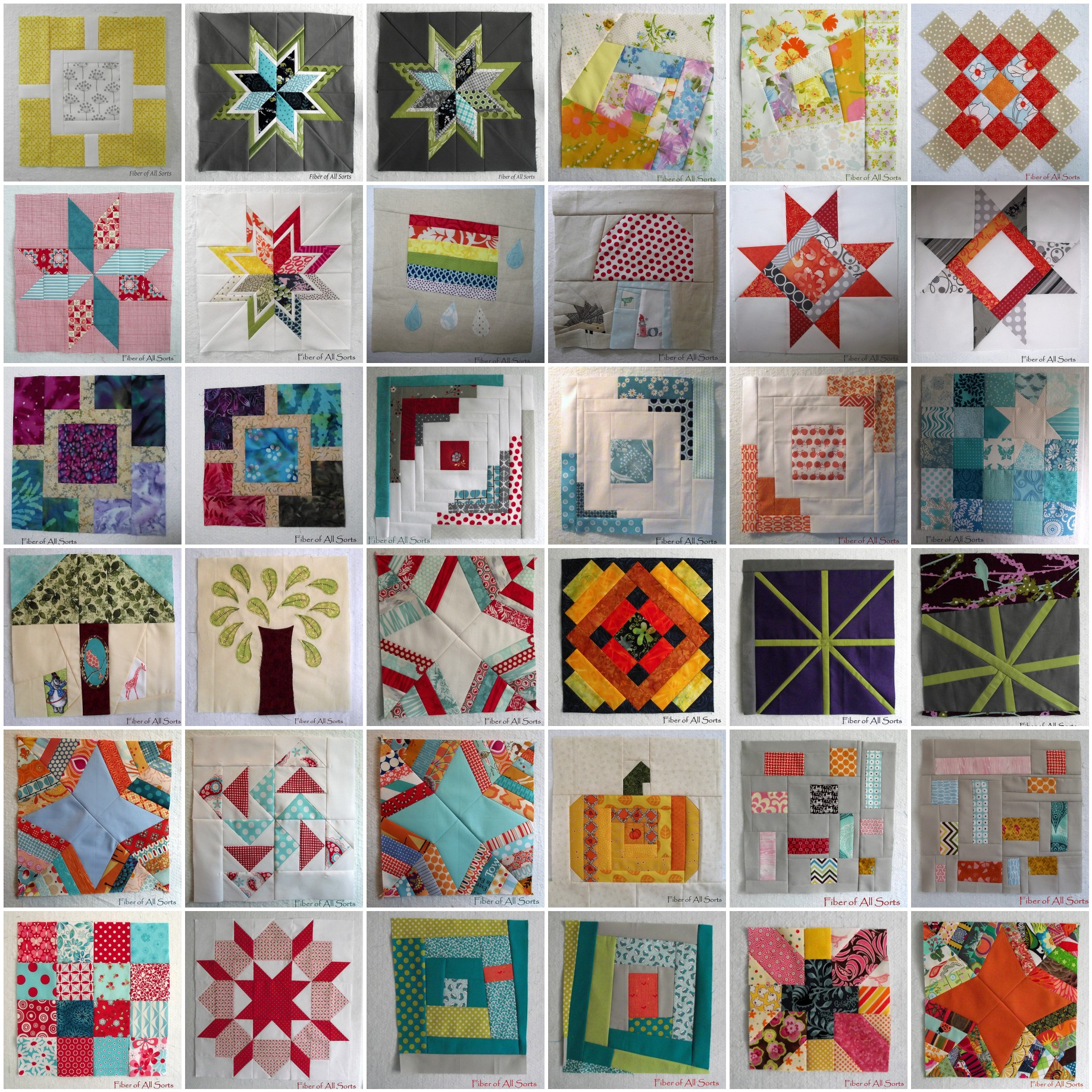 2012 Bee Blocks {2}