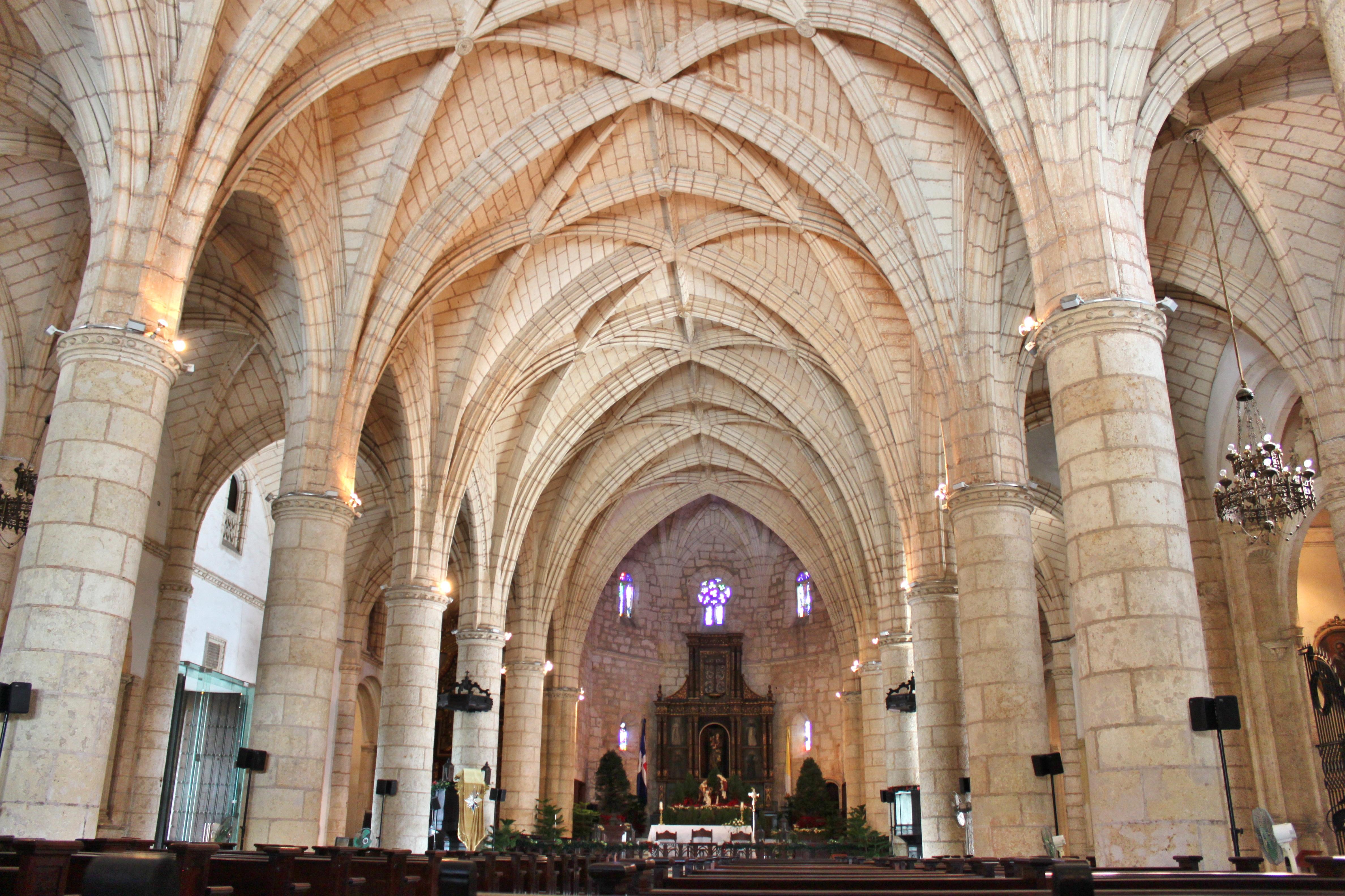 Santo Domingo: Catedral de Santa María la Menor  Flickr - Photo Sharing!