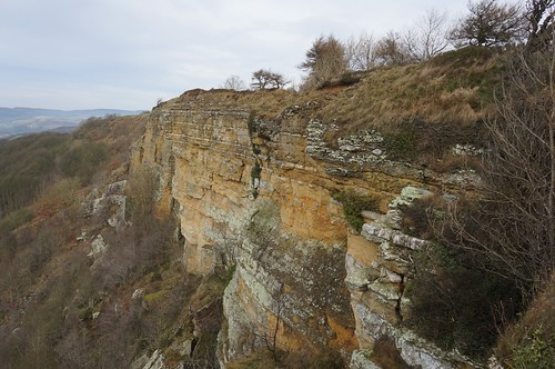 Whitestone Cliff, North York Moors
