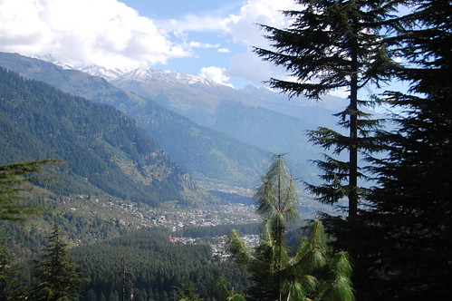 Manali to Solong