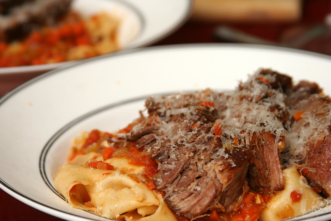 pot roast papardelle 9