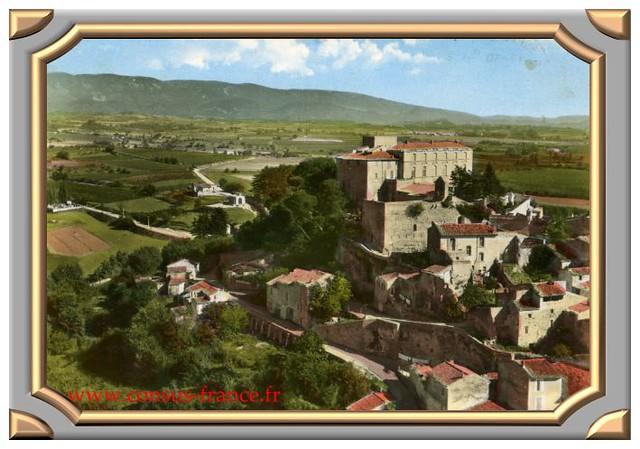 Château d'Ansouis (Vaucluse) -70-150