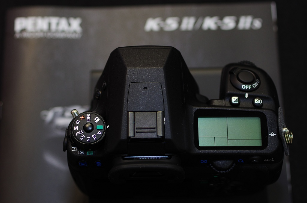 K5-IIS 開箱
