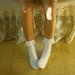 white socks by Ari Seg