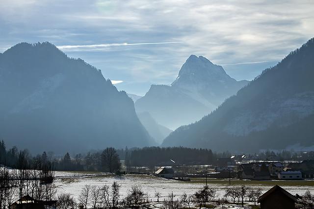 The Alps in Austria.