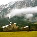 Cloud whisp - Bavaria