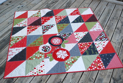 Count Down to Christmas Quilt