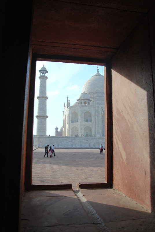 Agra, India, fromthewindow.net 1