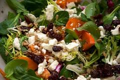 spinach salad, salad, vegetable, leaf vegetable, greek salad, food, dish, cuisine, feta,