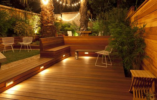 Why choose decking lighting arquigrafico net for Garden decking with lights