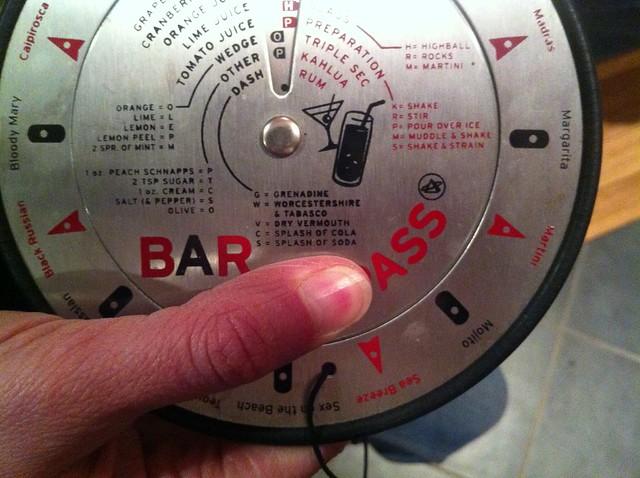 Bar Ass