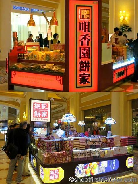 Choi Heong Yuen & Koi Kei Bakery at The Venetian Macao-001