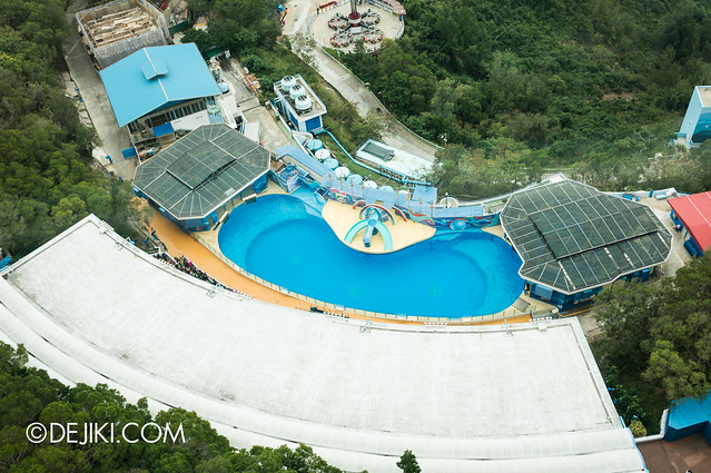 Ocean Park Tower Views: Ocean Theatre