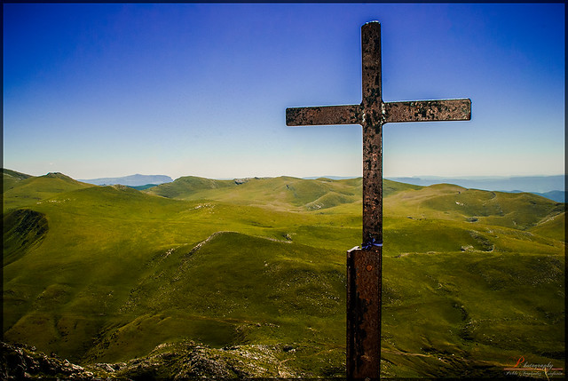 Cruz del Txindoki